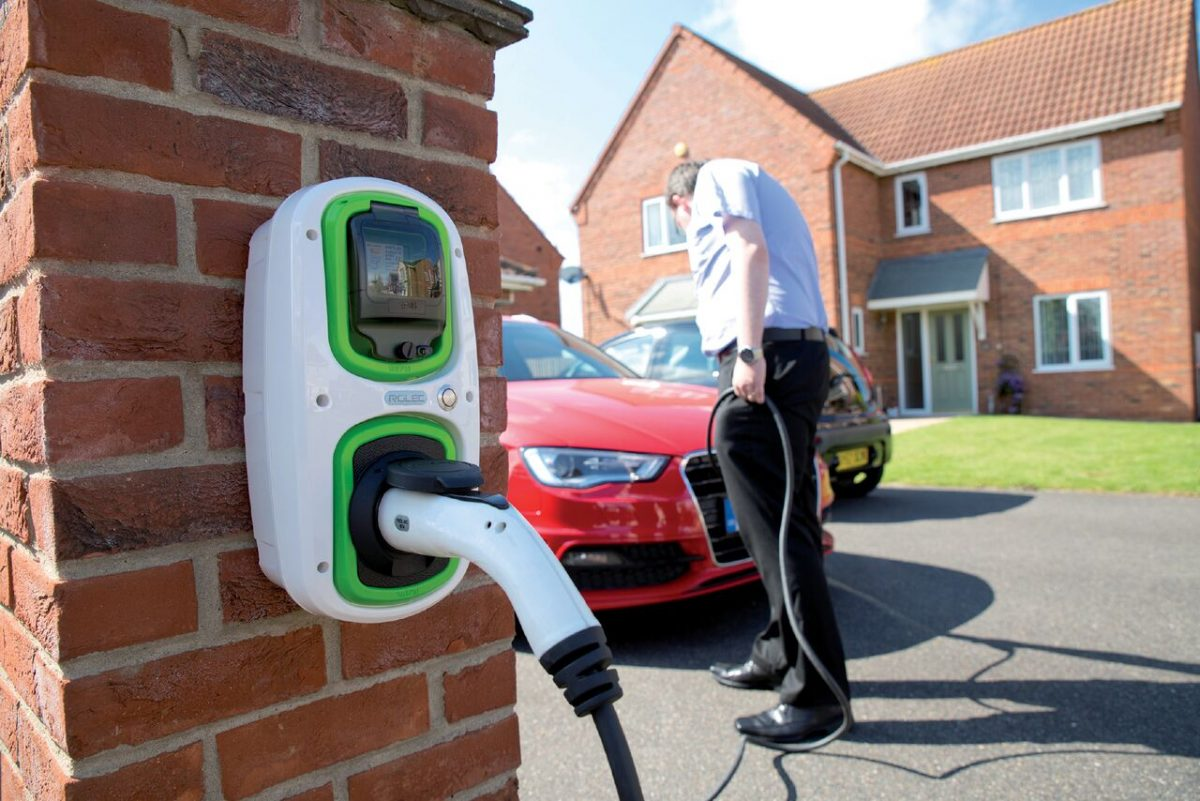 <h3>OLEV Grant funded home charging points installed from £150.00+VAT</h3><h3></h3>