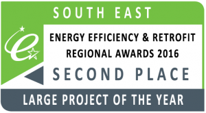 Large Project 2nd Place South East
