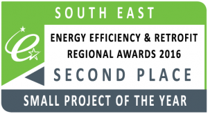 Small Project 2nd Place South East