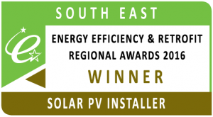 Solar PV Winner South East